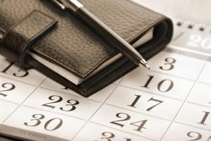 Agenda: a importância de saber como será o seu dia