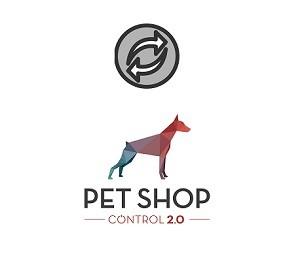 PetShop Control 2.0 - Logo atualizar