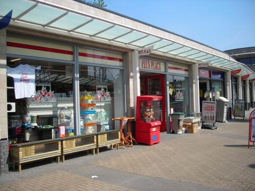 histórico de clientes em pet shops