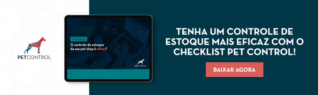 checklist estoque