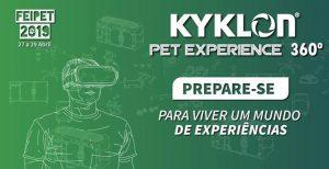 O que você não pode perder na FEIPET 2019: o espaço Kyklon Experience 360º